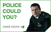 Could you be a volunteer police officer?  Read more.